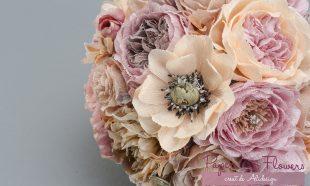 Flori De Hartie Alidesign Decoratiuni Nunta